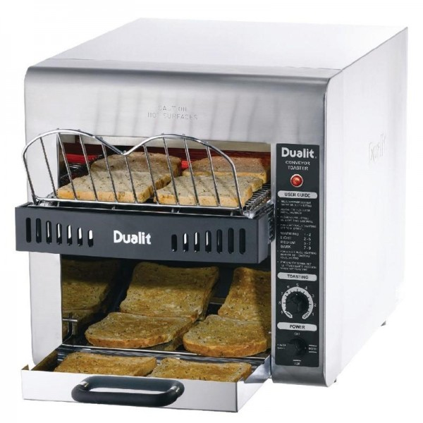 Dualit doppelter Durchlauftoaster DCT 80200