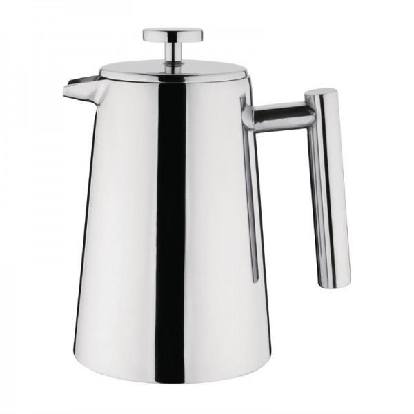 Olympia isolierte French Press Edelstahl 75cl